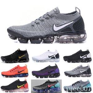 2019 Knit 2.0 Fly 1.0 Men Women BHM Red Orbit Metallic Gold Triple Black Designers Sneakers Trainers Running Shoes size 36-45 TYW1C