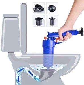Toilettes Air vidange Blaster Blaster pratique robuste à haute pression Toilettes Cuisine Salle d'eau Pompe de vidange d'air Toilettes Cuisine Outils de nettoyage