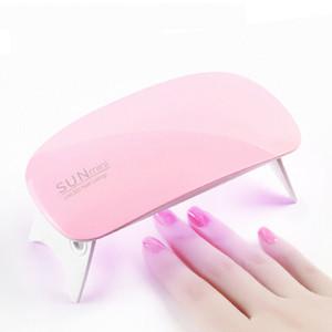 Prego Mini UV Lâmpada LED Secador Portable USB prego Enfermagem Ferramenta de laca Secador de DIY Manicure Acessório