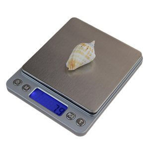 HOT-3000g 0.1g Portable Mini Electronic Digital Scales Pocket Case Postal Kitchen Jewelry Weight Balance Digital Scale