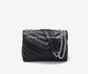 La calidad de cuero de las mujeres de hombro del diseñador mensajero del bolso del monedero del bolso de mano Marca de lujo famosa