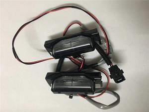 Hinterer Bumper-Lizenznummer-Plattenleuchte enthalten Lampe und Drähte für Mazda 6 GH 07 08 09 10 Modell GS1D-51-270D