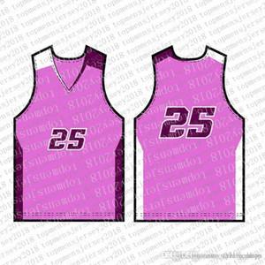 Top MENS Bordado Logotipos Jersey Envío Gratis Wholesale Barato Cualquier nombre Any Number Custom Basketball Jerseys JETG M22