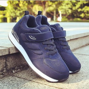 Middle-Aged Anti Slip Comfortable Outdoor Casual Sneaker Elderly Shoes