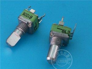 Alpha Rd901f 09 Typ Vertical Tuning Plattform Einzel Lian Potentiometer B100k Stepping 7 Punkt Griff 15mmf