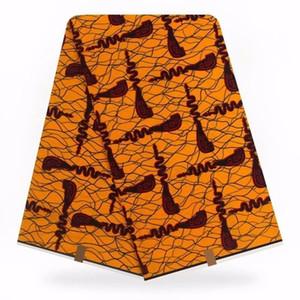 Africano Wax Imprimir Tecido Holanda 100% algodão Wax Imprimir tecido para roupas Africano Hollandaise nigeriano Anakra de materiais