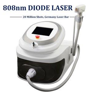 Painfree 808nm Diodo laser Depilazione sistema di rimozione Professione 808nm epilazione laser Peli macchina Spa Home utilizzo di rimozione peli superflui