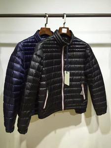 Мужские Дизайнерские Куртки Зимняя Утка Пуховик Стенд Воротник Пуховик Открытый Удобные Теплые Мужские Дизайнерские Пальто Размер M-3XL