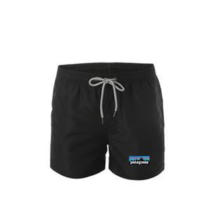 sportivo colore solido pantaloni spiaggia pantaloncini da uomo coreano degli uomini casuali di modo di stile di estate Mens donne Patagonia