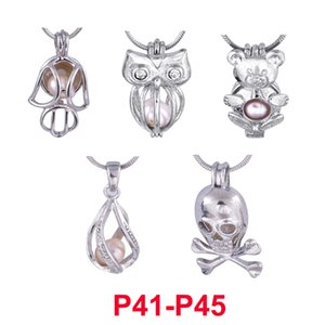 300 designs pearls Locket Cages Love Wish Pearl  Gem beads oyster Pearl Mountings - Christmas Pearl Cage - WITHOUT Akoya Oyster