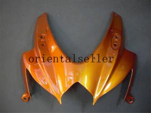 GOOD For SUZUKI GSXR 600 750 GSX R750 R600 GSXR600 08 09 10 GSX-R750 GSXR-600 K8 GSXR750 2008 2009 2010 golden Fairing kit Aa28