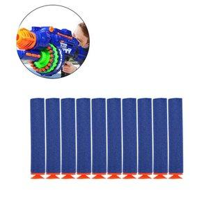 New Sucker Darts Bullets 100pcs 7.2cm Foam Bandolier Accessories for Nerf N-strike Elite Series Safe Toy Parts Kids Toy