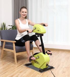 Rehabilitationstrainingsgeräte Obere und untere Extremität elektrische Sanierungsmaschine Hemiplegischen älterer Schlaganfall Hand Bein Fahrrad