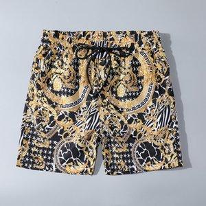 Мужской дизайнер шорты брюки лето короткая де Бейн Homme короткий дизайн налить-де-дизайнер короткие де Бейн льет Homme дизайнер плавки
