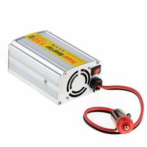 Auto 150W DC 12V a 110V / 220V di potere dell'automobile Inverter Converter per laptop con porta USB Charger Nuovo