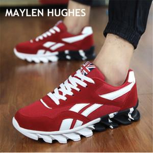 erkekler İlkbahar Sonbahar Erkekler Açık Rahat MenTrianers Sneakers Erkek Spor Ayakkabı için Ayakkabı Koşu koşu ayakkabıları