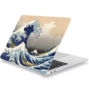 Macbook Case for Macbook Pro  MacBook Air Spray-D 11 12 13 15 16 Inch Release Plastic Hard Shell Laptop Cover All Models Av