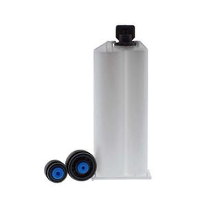 AB epoxy gun cartridge 50 ml syringe or cones 2:1 Wholesale 100 sets lot