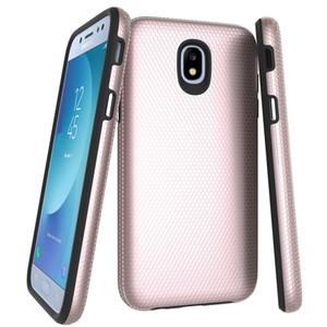 Двухслойный прочный бронированный чехол для Samsung Galaxy J3 Achieve J7 Star 2018 J737 J8 J4 J6 J2 Pro Противоударный чехол Встроенный металл