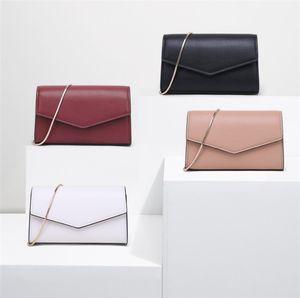Fashion brand designer handbags new trend simple and versatile fashion shoulder diagonal chain bag free shipping