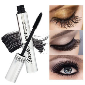 New Cosmetics Black Thick Mascara Waterproof Silicone Brush Eyelash Extension Line Professional Makeup