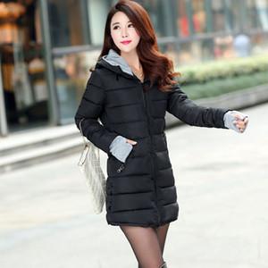 URSPORTTECH Ultra Hafif Uzun Down Jacket Kadınlar Kış Oversize Coat Sonbahar Sıcak Puffer Ceket Kadınlar Lady Aşağı Ceket Parka