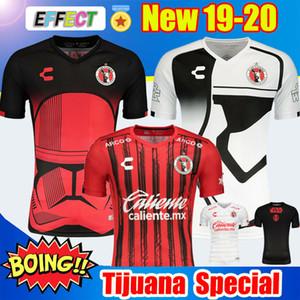 2019 2020 Xolos de Tijuana Jersey Fútbol Edición Especial 19 20 Camisa de Fútbol LIGA MX Inicio rojas camisas ausentes del fútbol