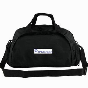 JPMorgan sac polochon Chase JPM sac fourre-tout JP Morgan sac à dos banque bagages exercice sport épaule duffle sac bandoulière plein air