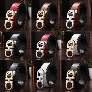 Мужские дизайнерские ремни Горячие пояса роскошные ремни дизайнер для мужчин пряжки ремня мужской целомудрия топ моды мужские кожаные оптом