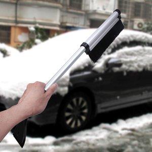 الزجاج الأمامي الثلوج فرشاة الجليد مكشطة الجليد سيارة Sonw المجرفة مجرفة سكوب النافذة السيارات والألومنيوم للتمديد الثلوج الغبار RemoverWCW773