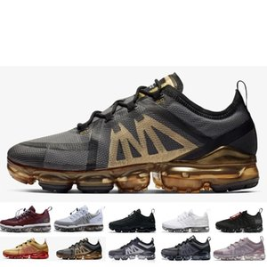 2019 New Run Utility Mens Women running Shoes Fashion Cheap Triple Black White Blue Gold Lightweight Breathable designers Shoe
