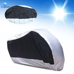 180T Mofaner Waterproof Motorcycle Cover UV Protective Scooter Rain Breathable Street Bike Motor Dustproof Covers