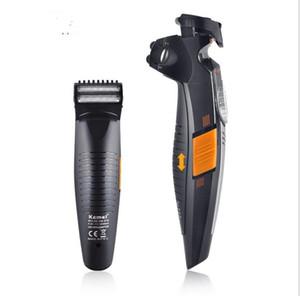 2 1 Man Elektrikli tıraş makinesi Razor Beard içinde Şekillendirici Giyotin Tıraşlı Başkanı Bıyık Tıraşı Clipper Makinesi Berber ısındırmadır Kesme