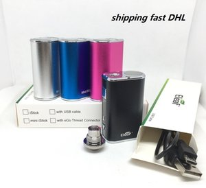 Eleaf istick Mini 10W Box Mods 1050mAh Variable Voltage Battery iStick ecig mods for 510 Thread Vaporizer Thick Oil Wax Atomizers Cartridges