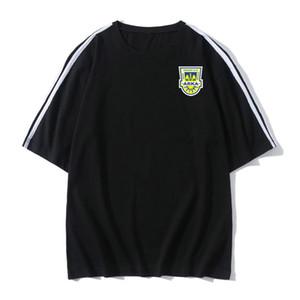 2020 Arka Gdynia Fußball-T-Shirt Fußball-Trikots mit kurzen Ärmeln T-Shirt Sommer Sport-Fußball-Training T-Shirts Trikots Fußball T-Shirts