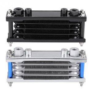 Universale Motorcycle Engine del radiatore dell'olio del radiatore di raffreddamento per Moto Dirt Bike 50CC-200CC Accessori Auto