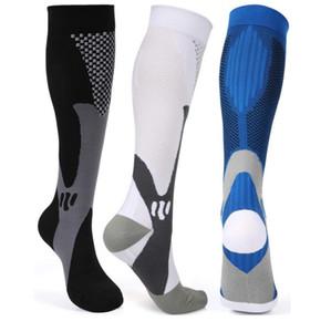 Sıkıştırma Çorap Naylon Hastalıkları Hemşireliği Çoraplar Nefes Yetişkin Spor Çorap Hızlı kuruyan Açık Bisiklet Uzmanlık