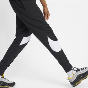 Moda Erkek Tasarımcı Jogging Yapan Pantolon 2019 Yeni Varış Erkek Marka Spor Pantolon Tam Boy Rahat Aktif Üst Erkekler Pantolon