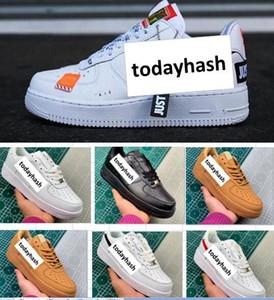 CORK Für Männer 1 beiläufigen Schuh-Frauen-Qualitäts-Low Cut All Weiß-Schwarz-Farbe beiläufigen Kork Turnschuhe Größe US 36-45