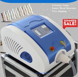 BÜYÜK İNDİRİM !!! Elight IPL Ve RF Güzellik Makinesi Epilasyon Cilt Gençleştirme Ance Temizleme E-ışık Lazer Güzellik CE / DHL Ücretsiz Nakliye