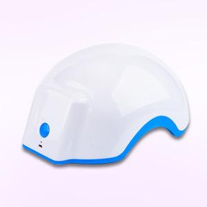Fácil operar infravermelha diodo laser capacete luz laser cabelo cap rebrota para 678nm alopecia capacete máquina