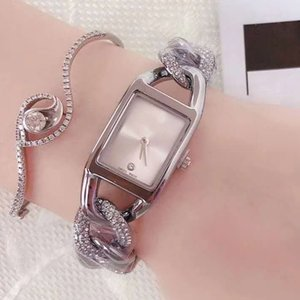 RS001 Hollow Metal Simple Classic Ladies Watches Retro Square Dial Gift Watch Vintage NEW Arrival Design Famous Swan Wholesale Clock RS001