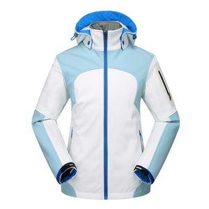 Ski Jackets Women Thermal Warmth Waterproof Female Coat Outdoor Hiking Jacket Winter Female Ski Jackets Snowboard Skiing Snow Jackets HS36X