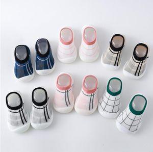11 Estilos Calcetines de bebé para niñas Niños Niño No Show antideslizantes / antideslizantes Zapatillas envío gratis
