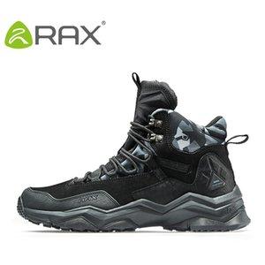Erkekler Kış Yürüyüş Botları Erkekler Açık Boots Tırmanışı Yürüyüş Dağcılık Trekking Ayakkabı için 2019 Su geçirmez Yürüyüş Ayakkabı