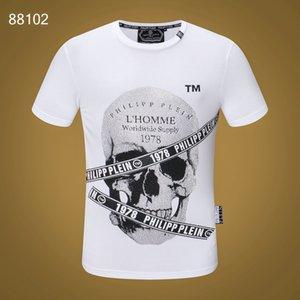 Concepteur T-shirt Confortable En Vrac Type Simple Mode Respirant Tee shirts Homme Spécial Monster Design
