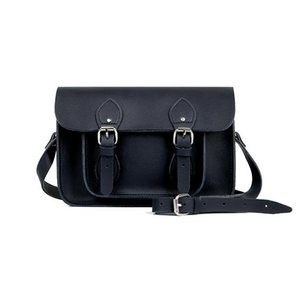 Designer-MiniPU Korean version of the new retro solid handbags shoulder portable multi-purpose shoulder bag female bag Cambridge