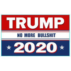 3x5ft 150x90 cm Trump Flags 2020 Bandeira Donald Presidente NÃO Mais Bandeira Manter a América Grande Bandeira para EUA com Dois Grommet