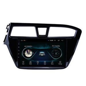 Android car mp3 mp4 player fast delivery Resolution HD1080 display Resolution 1024 * 600 USB for Hyundai i20 left driving 9inch