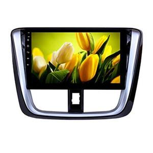 10,1 Android Stereo 9,0 Сенсорный экран Автомобильный GPS Navi для 2014-2017 Toyota Vios Yaris с WIFI Bluetooth Музыка поддержка USB DAB SWC DVR